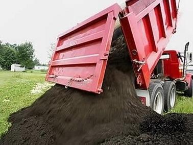 подвоз грунта на участок