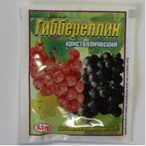 гиббереллин для винограда