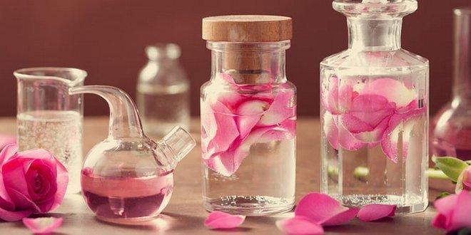 Туалетная вода из роз в домашних условиях