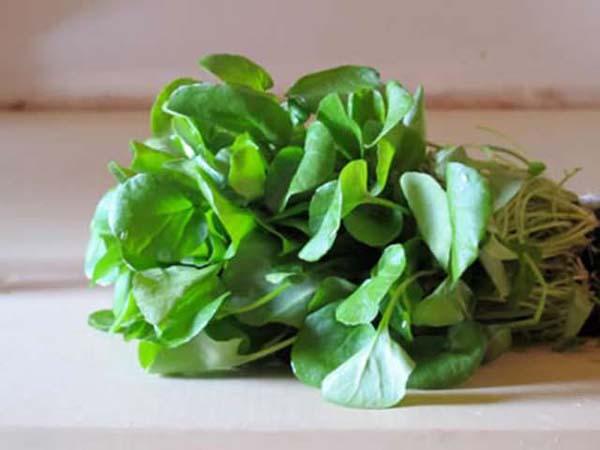 кресс салат