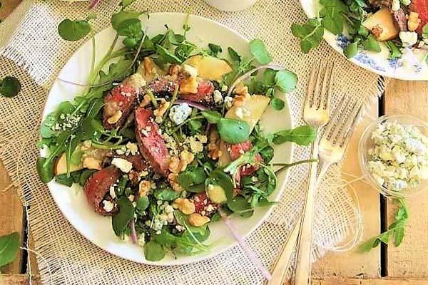кресс-салат польза
